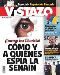 Revista Vistazo Magazine Cover