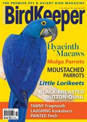 BirdKeeper Vol 28/10 issue BirdKeeper Vol 28/10