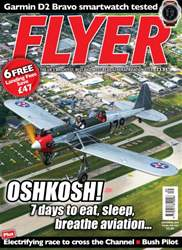 Flyer September 2015 issue Flyer September 2015