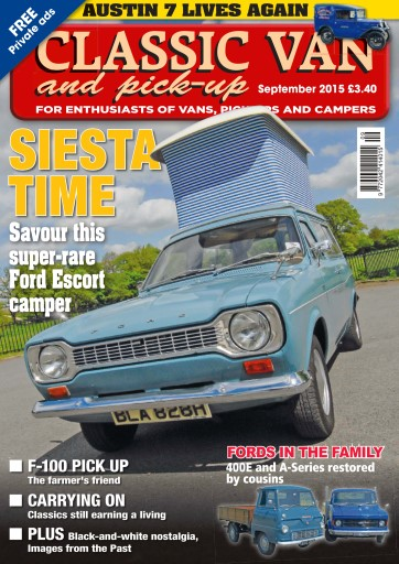 Classic Van & Pick-up Digital Issue