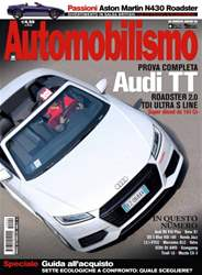 Automobilismo 9 2015 issue Automobilismo 9 2015