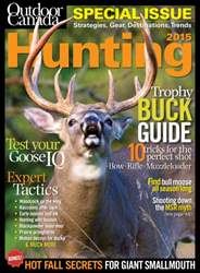 Hunt Special 15 issue Hunt Special 15