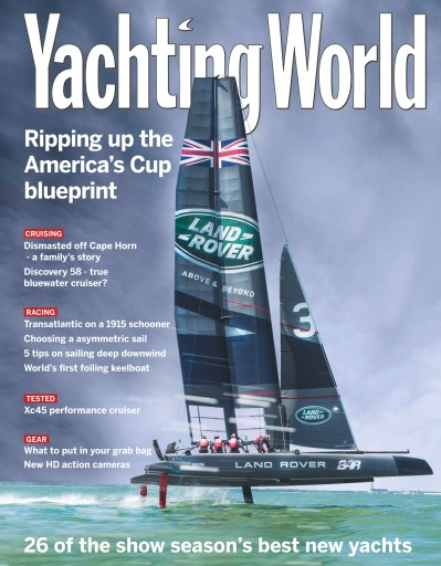 Yachting world magazine september 2015 subscriptions pocketmags yachting world digital issue malvernweather Gallery