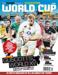 The Rugby Paper Magazine Cover
