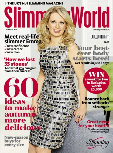 Slimming World Magazine - October 2015 Subscriptions ...