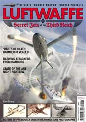 Luftwaffe - Secret jets of the Third Reich issue Luftwaffe - Secret jets of the Third Reich