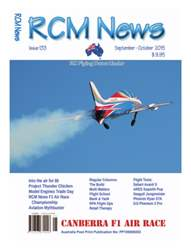 RCM News 133 issue RCM News 133
