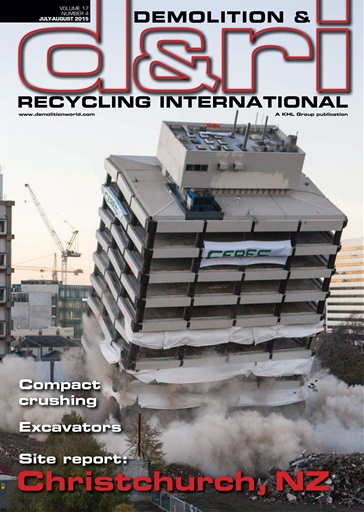 Demolition & Recycling International Digital Issue