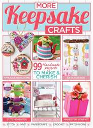 More Keepsake Crafts issue More Keepsake Crafts