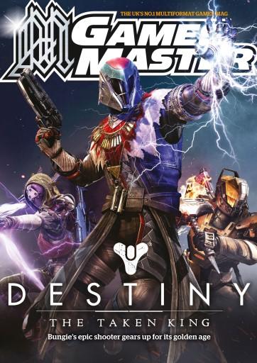 GamesMaster Preview