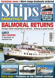 No. 610 Balmoral returns issue No. 610 Balmoral returns