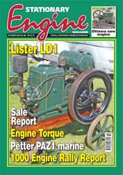 No. 499 Lister LD1 issue No. 499 Lister LD1