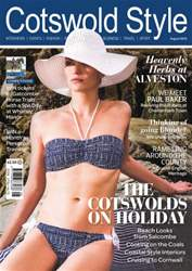 Cotswold Style Magazine Cover