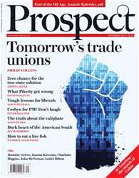 Prospect September 2015 issue Prospect September 2015