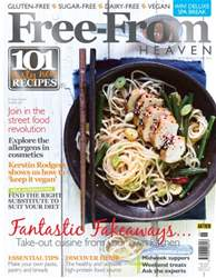 Free-From Heaven September/October issue Free-From Heaven September/October