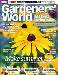 Gardeners' World Magazine Cover