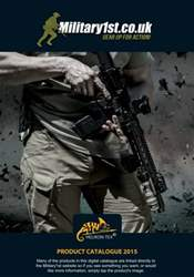 Military1st Helikon-Tex Product Catalogue 2015 issue Military1st Helikon-Tex Product Catalogue 2015