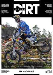 Inside Dirt - Issue 4: MXN issue Inside Dirt - Issue 4: MXN