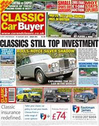 No. 292 Classics still top investment issue No. 292 Classics still top investment