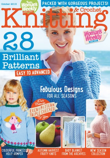 Knitting & Crochet Preview