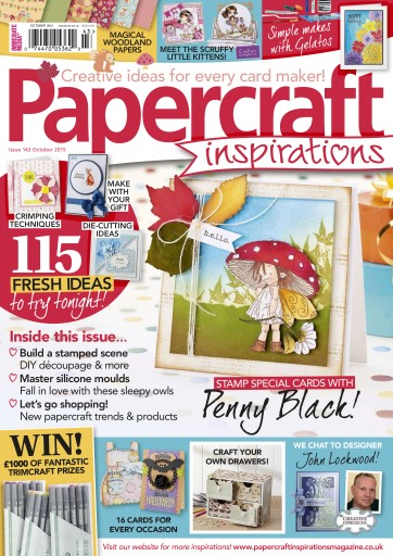 Papercraft Inspirations Preview