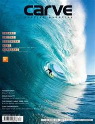 Carve Surfing Magazine issue 163 issue Carve Surfing Magazine issue 163