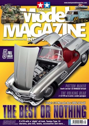 Tamiya Model Magazine Preview