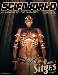 Scifiworld Magazine Cover