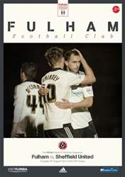 Fulham Vs. Sheffield United 2015-16 issue Fulham Vs. Sheffield United 2015-16