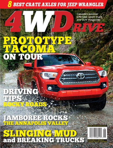 Four Wheel Drive Preview