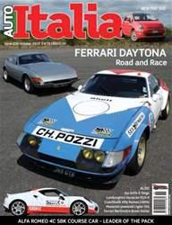 Auto Italia Issue 236 issue Auto Italia Issue 236
