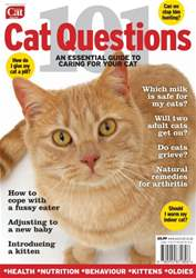 101 Cat Questions issue 101 Cat Questions