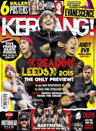 Kerrang dating prices
