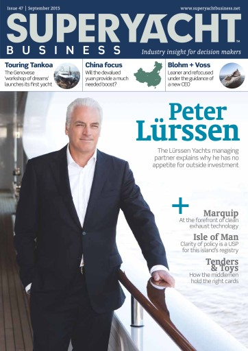 SuperYacht Business Preview