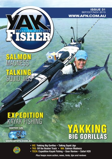 Yak Fisher Preview