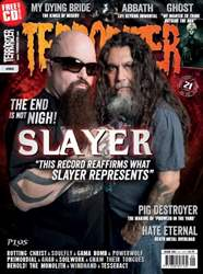 Terrorizer 263 issue Terrorizer 263