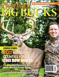 Northeast Big Bucks Records 2015 Issue issue Northeast Big Bucks Records 2015 Issue