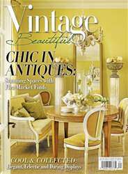 Vintage Beautiful Fall 2015 issue Vintage Beautiful Fall 2015