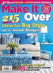Make It Over 2015 issue Make It Over 2015