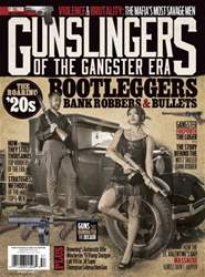 Gunslinger Fall 2015 issue Gunslinger Fall 2015