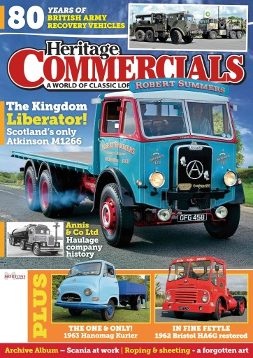 Heritage Commercials Magazine Digital Issue