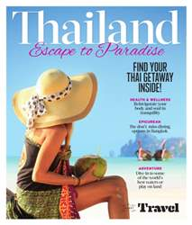 Thailand: Escape to Paradise issue Thailand: Escape to Paradise
