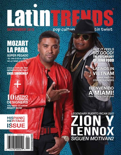 4958f646389 Latin Trends Magazine - issue 121 Subscriptions