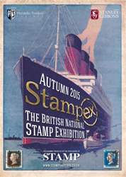 Stampex Autumn 2015 issue Stampex Autumn 2015