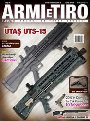 Armi E Tiro Eylül 2015 issue Armi E Tiro Eylül 2015