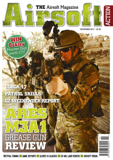 Airsoft Action Digital Issue