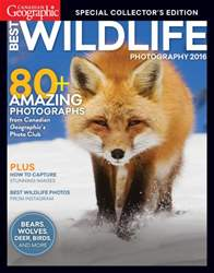 Best Wildlife Photography 2016 issue Best Wildlife Photography 2016