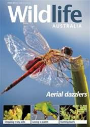 Wildlife Australia Magazine Cover