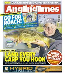 Angling Times Magazine Cover
