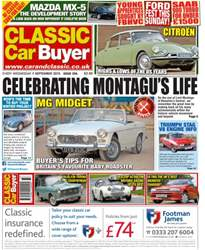 No. 295 Celebrating Montagu's Life issue No. 295 Celebrating Montagu's Life